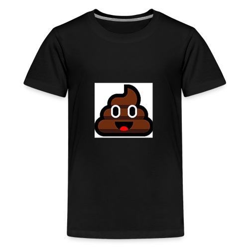 poop - Kids' Premium T-Shirt