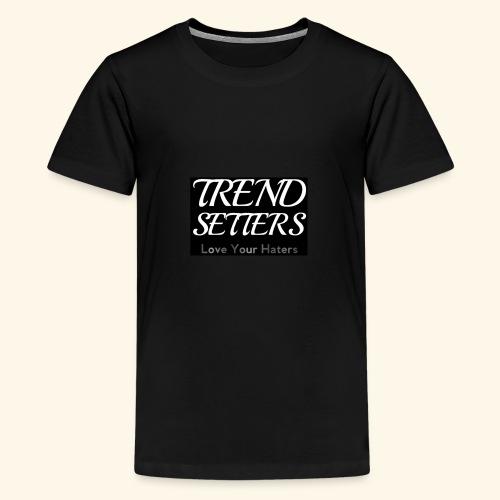 LOVE YOUR HATERS EDITON - Kids' Premium T-Shirt