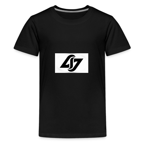 Silent Gamers merch - Kids' Premium T-Shirt