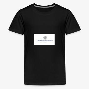 zimbabwe boys association - Kids' Premium T-Shirt