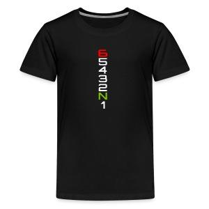 Biker T Shirts 6 5 4 3 2 N 1 - Kids' Premium T-Shirt