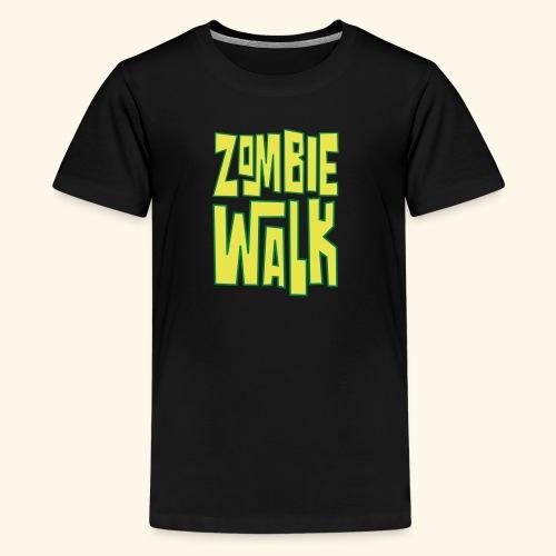 ZOMBIEWALK - Kids' Premium T-Shirt