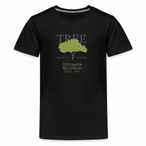 Tree Reading Swag - Kids' Premium T-Shirt