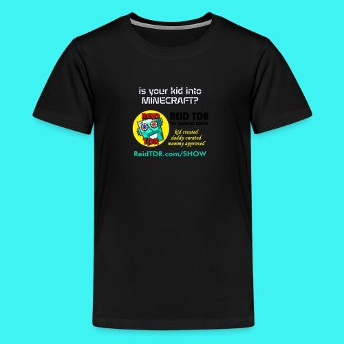 TDR Family Red TShirt - Kids' Premium T-Shirt