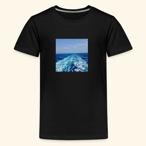 Leaving the past behind! - Kids' Premium T-Shirt