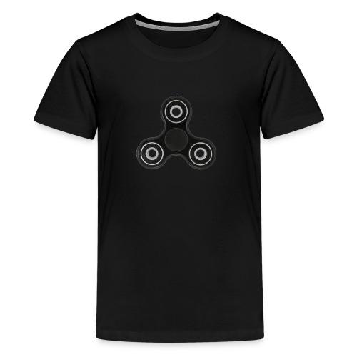 fidget spinner - Kids' Premium T-Shirt