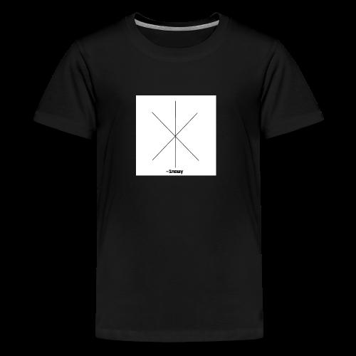 Snowy Logo - Kids' Premium T-Shirt