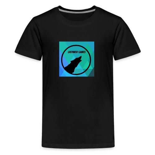 Logo TO Merch - Kids' Premium T-Shirt
