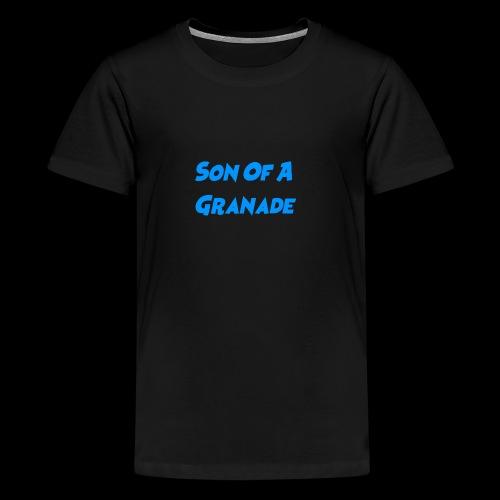 Son Of A Granade!!!! - Kids' Premium T-Shirt