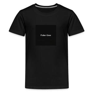 Fisher crew merch - Kids' Premium T-Shirt
