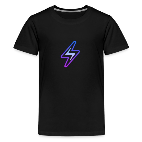 lightning bolt - Kids' Premium T-Shirt