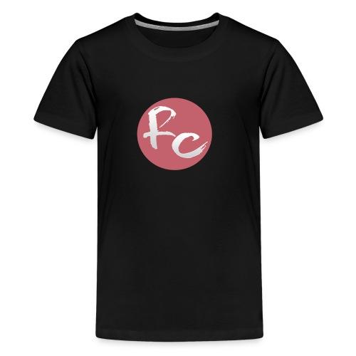 Robert Cellucci Branded Shirt - Kids' Premium T-Shirt