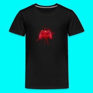 Console T Shirt Design - Kids' Premium T-Shirt