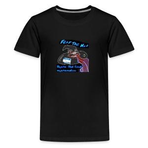 fearTheHatShirt - Kids' Premium T-Shirt