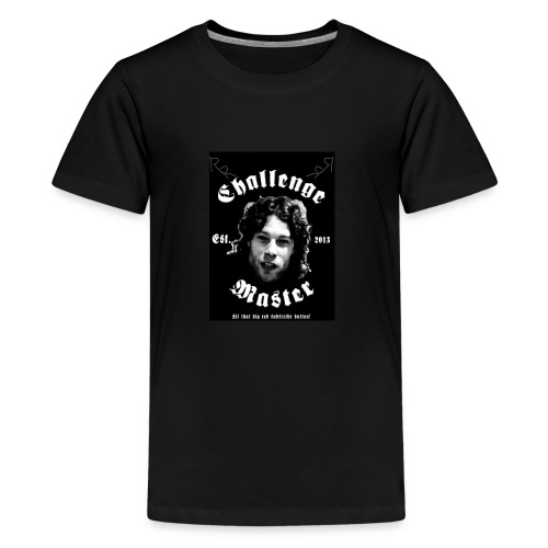 RR Challenge Master - Kids' Premium T-Shirt