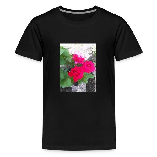 jessie's garden - Kids' Premium T-Shirt
