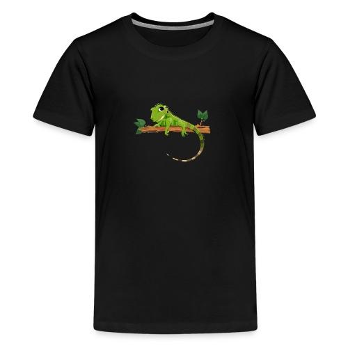 Iguanacool - Kids' Premium T-Shirt