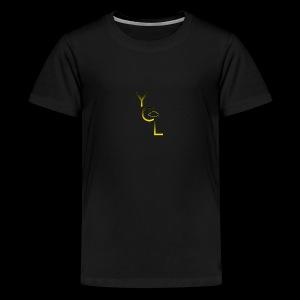 Official YCL Shirt - Kids' Premium T-Shirt