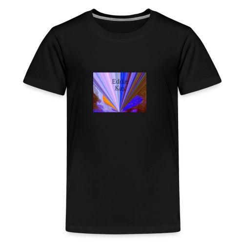 Eddie Kay Picks - Kids' Premium T-Shirt