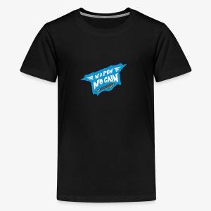 No Pen No Gain - Kids' Premium T-Shirt