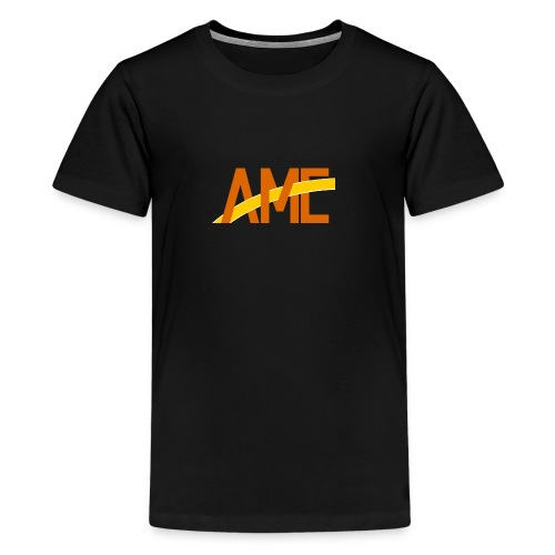 AME Golden Orange Logo - Kids' Premium T-Shirt