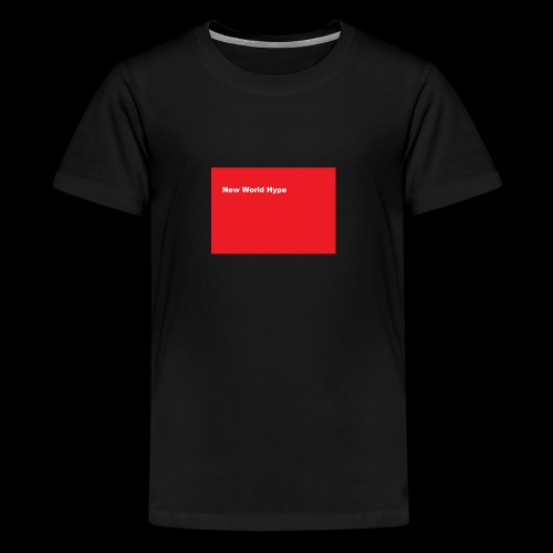 New World hype Supreme - Kids' Premium T-Shirt