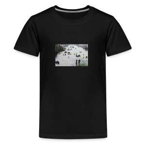 texas hurricane harvey 022 - Kids' Premium T-Shirt