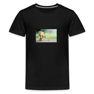 ca2ad5c353fd40cf36fd191a3d3a5777 - Kids' Premium T-Shirt