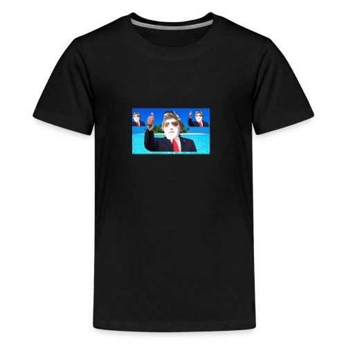 Beach Mullet - Kids' Premium T-Shirt