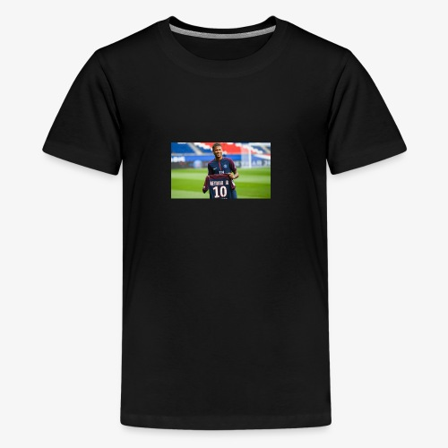 Soccer Player Neymar Jr - Kids' Premium T-Shirt