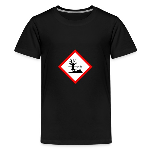danger for the environment - Kids' Premium T-Shirt