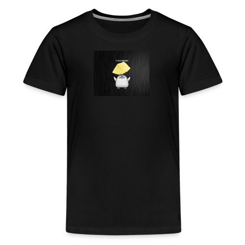 It is cheese - Kids' Premium T-Shirt