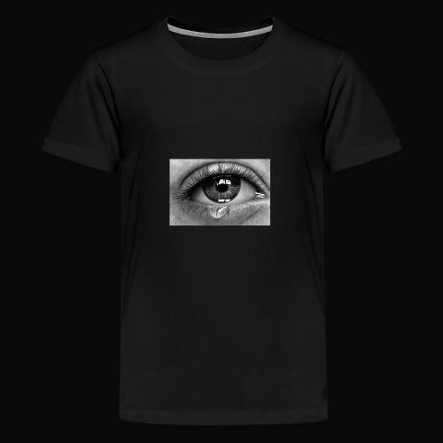 Emotional eye - Kids' Premium T-Shirt