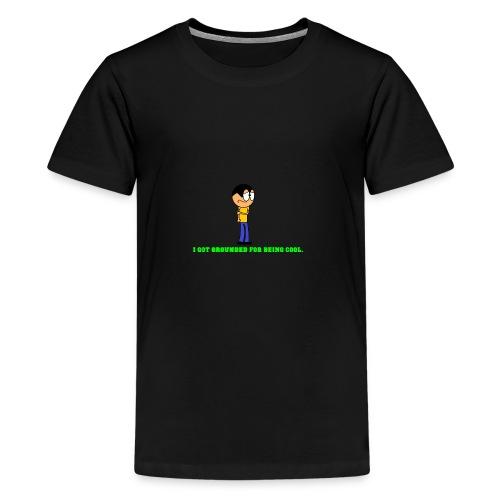 shirt design 2 - Kids' Premium T-Shirt