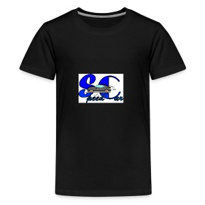 speed car 2 - Kids' Premium T-Shirt