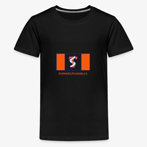 topshelfcanadaworld - Kids' Premium T-Shirt