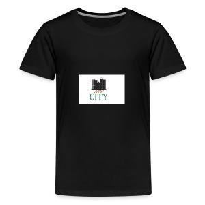 my city - Kids' Premium T-Shirt