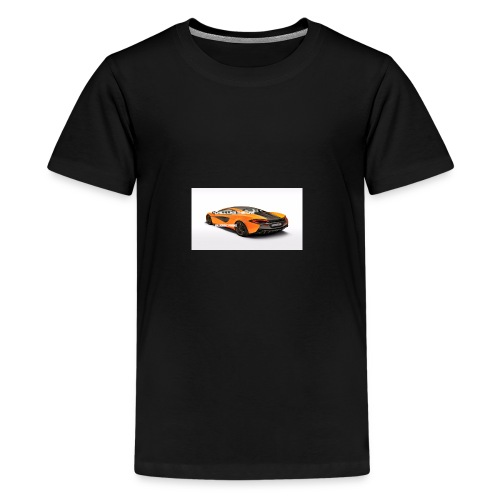 ChillBrosGaming Chill Like This Car - Kids' Premium T-Shirt