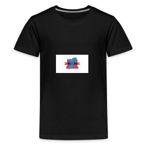 Simple Studios Prototype T-Shirt (White) - Kids' Premium T-Shirt