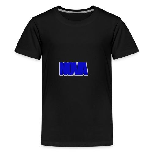 youtubebanner - Kids' Premium T-Shirt