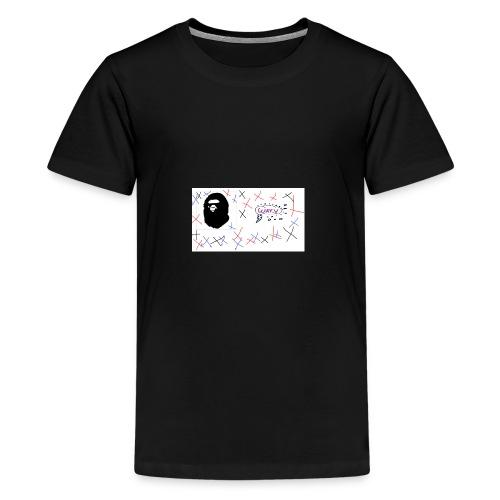 bape x way v - Kids' Premium T-Shirt