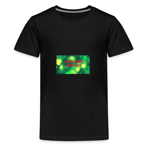 Swagger man123 - Kids' Premium T-Shirt