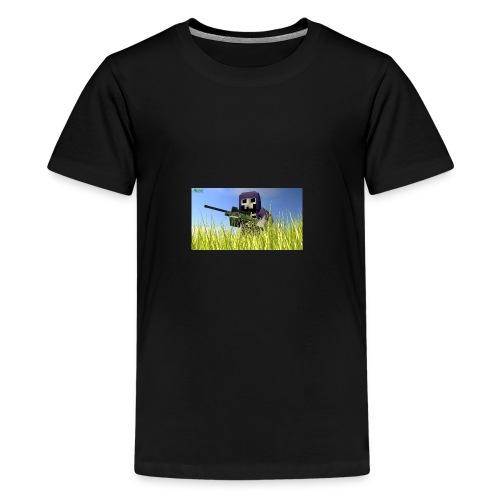 The gun DeathLord - Kids' Premium T-Shirt