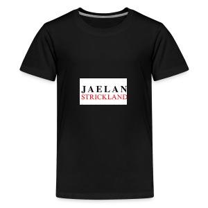 Jaelan Strickland - Kids' Premium T-Shirt