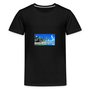 Reliving Life - Kids' Premium T-Shirt