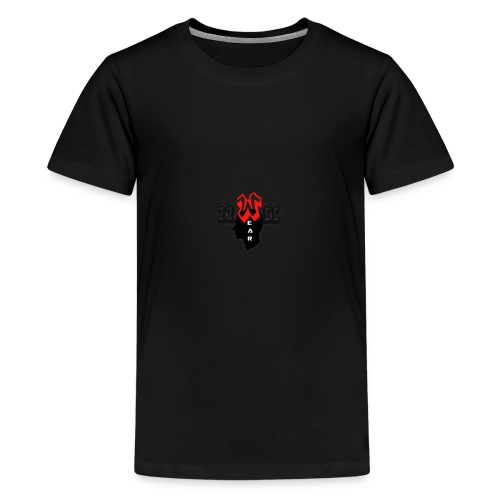 ii W ii (IT IS WHAT IT IS WEAR) - Kids' Premium T-Shirt