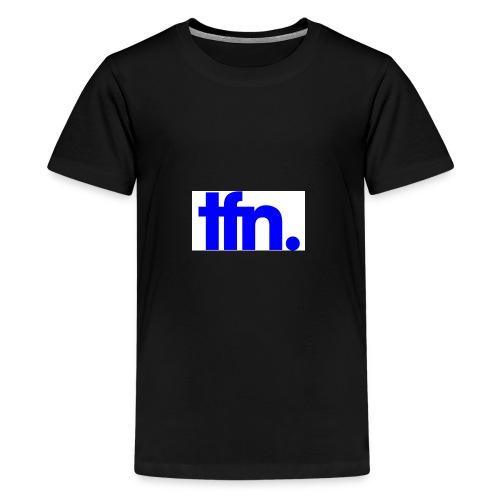 tfn logo 720x380 720x380 - Kids' Premium T-Shirt