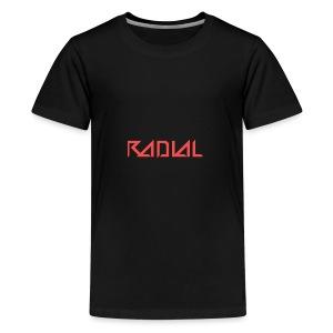 Radial_Shirt_Logo2 - Kids' Premium T-Shirt