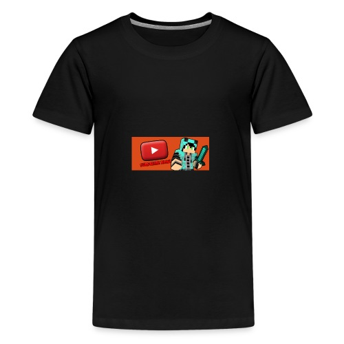 Spoodle's Subscribe Shirt - Kids' Premium T-Shirt