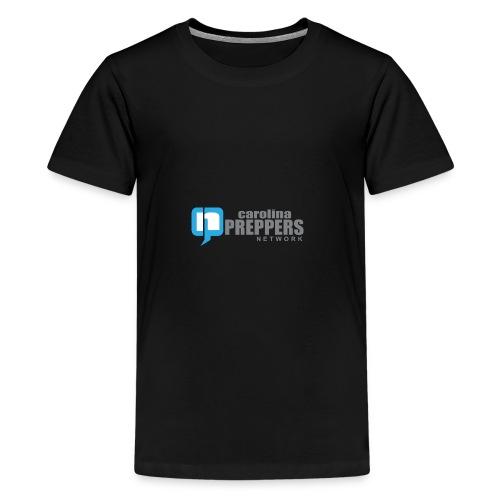 CPN-LOGO-01-outline2 - Kids' Premium T-Shirt